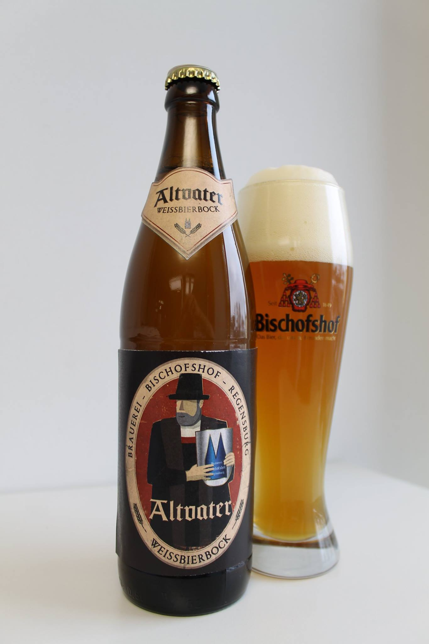Bischofshof Altvater Weissbierbock